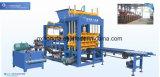 Hfb5100une meilleure vente du béton de ciment entièrement automatique machine à briques