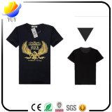 Hommes Slim Fit Round Neck imprimé coton à manches courtes T-Shirt