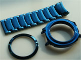 El magnetrón del Watchstrap PVD de la caja de reloj de la venda de reloj farfulla la máquina de la máquina de pintar