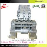 中国のアルミニウムハードウェアはダイカストモーターブラケットのペダルを