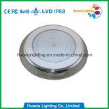 Le matériel en acier inoxydable IP68 12V Piscine lumière à LED