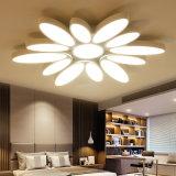 Einfachheits-Sonnenblume-Typ moderne LED Deckenleuchten der Serien-