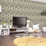 Venda Por Atacado Price Price Natural Stone Designs PVC Washable 3D Living Room Wallpaper for Home Decor