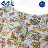 فصل صيف [ف-نك] [نوستل] مثير نمو سيدات ثوب مع زهرات طباعة