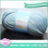 Fio de algodão de confeção de malhas de tecelagem especial de lãs de Angola (TW-T3)
