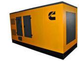 insieme/generatore di generazione diesel silenziosi di raffreddamento ad acqua 250kw