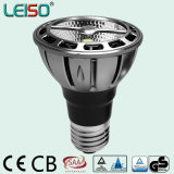 Design unique 7W 3D COB Réflecteur 95RA LED PAR20 (LS-P707-BWW)