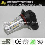 12V 80W LED 차 빛 H1h3h4h7 T10t20t15 가벼운 소켓 크리 사람 Xbd 코어를 가진 고성능 LED 자동 안개 램프 헤드라이트