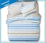 Gli elementi essenziali del dormitorio delle 3 parti zigzagano insieme del Comforter del cotone