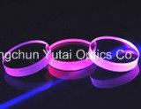 Óptica Bk7 Zf5 vidrio Achromatic lente