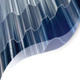 ポリカーボネートの波形のプラスチック屋根ふきシート