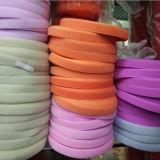 Gancho de leva y bucle de nylon del color