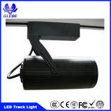 Venta caliente vía comercial de 40W de iluminación LED de luz de la vía de la luz de la vía COB