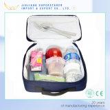 工場OEMの学校給食ボックス袋のピクニック熱クーラー袋