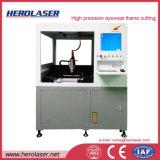 0.02 cortadoras del laser de la fibra de la alta precisión 500W Raycus/Ipg para el acero inoxidable de cobre amarillo de cobre