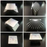 Disipador de calor de la aleación de aluminio de la precisión del CNC que trabaja a máquina