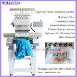 Вышивка Holiauma машины одного блока цилиндров промышленных компьютеризированные швейные машины