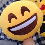 8inch het Gevulde Stuk speelgoed van het Hoofdkussen pp van Emoji van de pluche Katoen