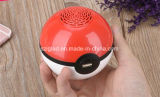 Altoparlante senza fili portatile chiaro dell'uovo LED Bluetooth di Pokemon