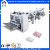 Het Weefsel die van het Gezicht van de Machines van Dechangyu de Prijs van de Machine met Uitstekende Kwaliteit vouwen
