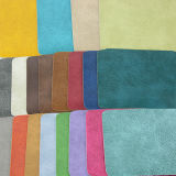Alta qualidade à prova d'água PU PVC Synthetic Furniture Sofa Leather (F8004)