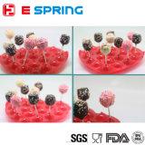 Non-Stick тип 20 прессформа инструмента торта шоколада прессформы Lollipop силикона полостей
