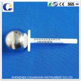 Testar a ponta de prova rígida 50mm da esfera com IEC 61032 do protetor