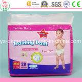 セリウムの証明書が付いている赤ん坊の製品の中国の赤ん坊のおむつ