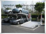 Опрокидывать автопарк стоянкы автомобилей/просто подъем стоянкы автомобилей для места для стоянки