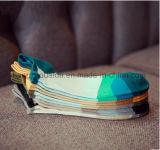 Носок лодыжки дома хлопка конструкции градиента в стиле фанк