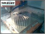 自然な陽極酸化されたBrusher Encloserのアルミニウム放出の部品