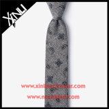 Le coton imprimé Paisley Neck Tie Skinny pour les hommes