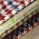 Schwalben-Rasterfeld-Gewebe, überprüftes Gewebe für Kleidung, Kleid-Gewebe, Textilgewebe