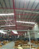 ventilador industrial grande industrial ahorro de energía del ventilador de techo 1.5kw los 3.8m (los 12.5FT)
