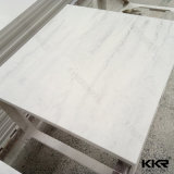 Artic White 100% acrylique Stone Solid Surface
