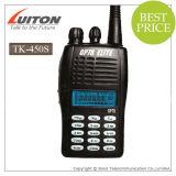 Rádio de rádio bidirecional Radio Gp-78elite VHF / UHF portátil
