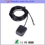 La preuve de l'eau, antenne GPS avec connecteur SMA mâle et câble 3 m 1575.42MHz 3V à 5 V pour le suivi GPS Antenne GPS