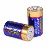 サイズLr20 D 1.5Vの超アルカリ電池