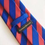 Les hommes d'impression personnalisée Polyester cravate (PT003)