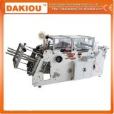 Cadre automatique de carton de machines droites de carton de forme érigeant la machine