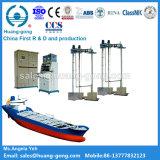 Système de pompe à cargaison submergé électrique marin pour pétrolier chimique