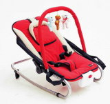 Baby Rocker With Detachable Toys (602A)