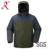 Дышащий материал для использования вне помещений Tech лыжную куртру (QF-6122)