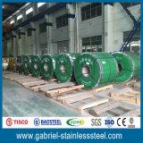 bobine extérieure de l'acier inoxydable 304 2b