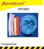 Greatguard wegwerfbare pp. quetschverbundene Schutzkappe (YF1021)