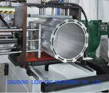 Алюминиевый профиль промышленности: Double-Headed обрабатывающего станка пилы Ljp-600