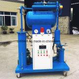 Huile de transformateur clos portable le dégazage de la déshydratation et la filtration de la machine (ZYM-20)