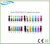 Tipos de forma várias cores de 510 Ecigarette Acrílico Dicas de pingos