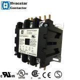La UL CSA certificó 3 poste 40 amperios de 220V de la CA del contactor del propósito del contactor de contactor definido del DP