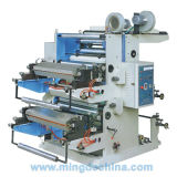 Machine d'impression Double-Color flexographie (YT)